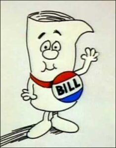 bill - legislation pic